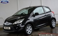 USED 2011 11 FORD KA 1.2 STUDIO 3 DOOR 69 BHP