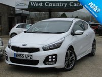 USED 2015 65 KIA CEED 1.6 PRO CEED CRDI GT-LINE ISG 3d 134 BHP High Specification Pro Cee'd