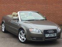 2009 AUDI A4 1.8 T SPORT 2d AUTO 161 BHP £6995.00