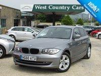 USED 2010 60 BMW 1 SERIES 2.0 118D SE 5d 141 BHP Low Mileage, Demo + 1 Owner