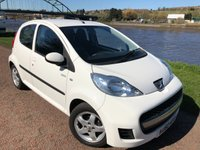 USED 2010 60 PEUGEOT 107 1.0 MILLESIM 5d 68 BHP **GREAT FIRST CAR**