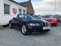 USED 1998 R BMW Z3 Roadster 2.8 Auto 2dr ( 193 bhp ) Rare 2.8 Engine Automatic Last Owner Since 2004 Extensive Service History File
