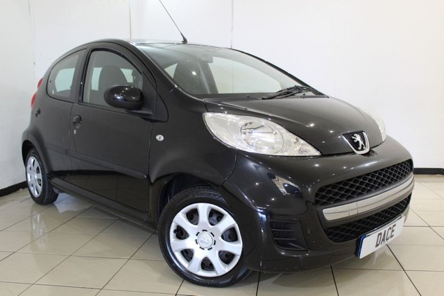 View our 2011 11 PEUGEOT 107 1.0 URBAN 5DR 68 BHP