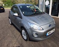 USED 2014 14 FORD KA 1.2 ZETEC THIS VEHICLE IS AT SITE 2 - TO VIEW CALL US ON 01903 323333