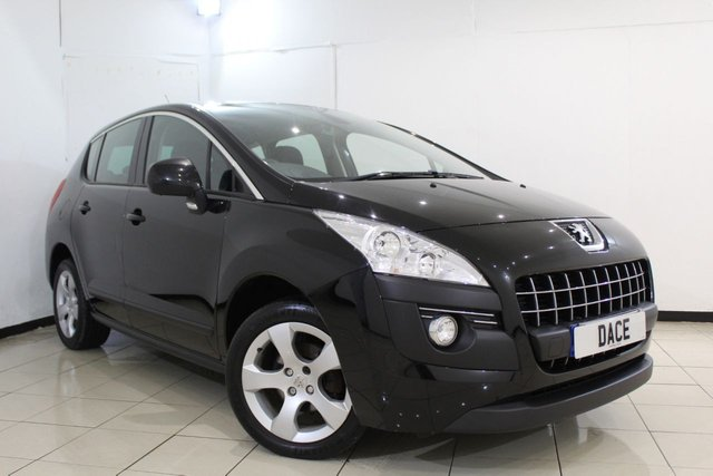 View our 2011 11 PEUGEOT 3008 1.6 SPORT HDI 5DR 112 BHP