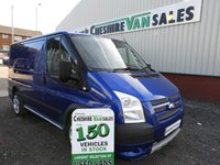 2012 FORD TRANSIT 2.2 260 SPORT 140 BHP WITH FSH VERY CLEAN TRANSIT SPORT £11995.00