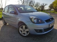 USED 2007 07 FORD FIESTA 1.4 ZETEC CLIMATE TDCI 5d ALLOYS & A/C
