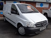 USED 2014 64 MERCEDES-BENZ VITO 2.1 113 CDI 1d 136 BHP