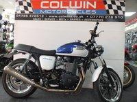 2015 TRIUMPH BONNEVILLE T100 865cc BONNEVILLE 865  £5995.00