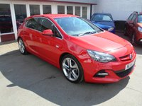 USED 2014 14 VAUXHALL ASTRA 1.6 LIMITED EDITION 5d 115 BHP Retail price £9495,with £500 minimum part exchange allowance,balance price £8995.