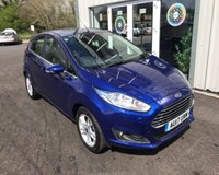 USED 2017 17 FORD FIESTA 1.25 ZETEC THIS VEHICLE IS AT SITE 2 - TO VIEW CALL US ON 01903 323333