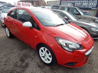 USED 2016 66 VAUXHALL CORSA 1.4 STING ECOFLEX 3d 74 BHP ALLOY WHEELS, BODY COLOURED BUMPERS, F.S.H, LOW INSURANCE