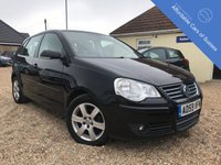 USED 2009 59 VOLKSWAGEN POLO 1.4 SE TDI 5d 79 BHP Low Mileage 5 door Diesel £30 road tax