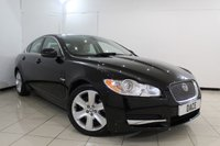 USED 2010 10 JAGUAR XF 3.0 PREMIUM LUXURY V6 4DR AUTOMATIC 238 BHP FULL SERVICE HISTORY + HEATED LEATHER SEATS + SAT NAVIGATION + BLUETOOTH + CRUISE CONTROL + MULTI FUNCTION WHEEL + CLIMATE CONTROL + 18 INCH ALLOY WHEELS
