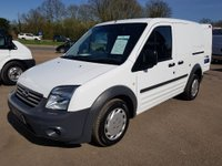 USED 2012 FORD TRANSIT CONNECT 200 SWB 90BHP WITH AIR CON FROM VIRGIN MEDIA
