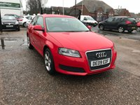 USED 2009 09 AUDI A3 1.6 MPI TECHNIK 3d 101 BHP JUST ARRIVED Full Service History 10 Stamps-Cambelt Changed-Air Con-Alloys