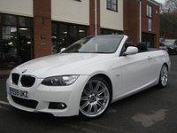 USED 2010 59 BMW 3 SERIES 2.0 320I M SPORT HIGHLINE 2d 168 BHP