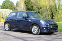 USED 2015 65 MINI HATCH ONE 1.5 ONE D 3d 94 BHP