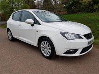 2012 SEAT IBIZA 1.4 SE 5d 85 BHP £5295.00