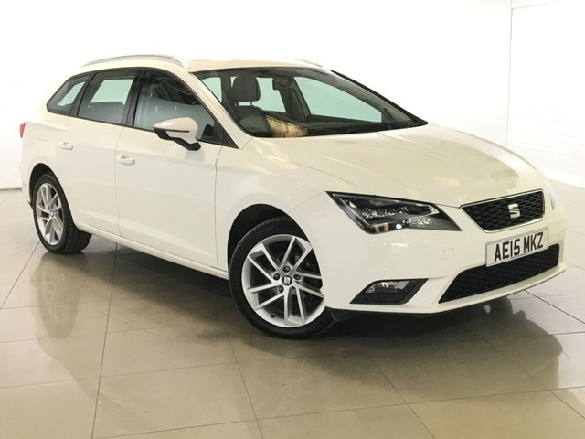 View our 2015 15 SEAT LEON 1.6 TDI SE TECHNOLOGY 5d 105 BHP