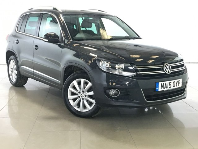 View our 2015 15 VOLKSWAGEN TIGUAN 2.0 MATCH TDI BLUEMOTION TECHNOLOGY 5d 139 BHP