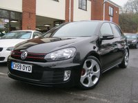 USED 2009 59 VOLKSWAGEN GOLF 2.0 GTI 5d 210 BHP