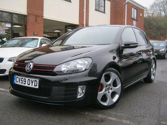 2009 VOLKSWAGEN GOLF 2.0 GTI 5d 210 BHP £8995.00