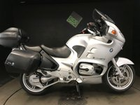 2003 BMW R1150 RT 03. 27799. FSH. JUST HAD FULL SERVICE AND NEW BRAKES. NON ABS £2995.00