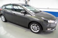 USED 2015 15 FORD FOCUS 1.5 ZETEC TDCI 5d 118 BHP 1 OWNER  LOW RATE FINANCE