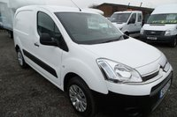 2013 CITROEN BERLINGO 1.6 850 ENTERPRISE L1 HDI 1d 89 BHP £5250.00