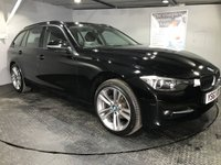 USED 2013 62 BMW 3 SERIES 2.0 318D SPORT TOURING 5d 141 BHP