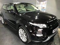 USED 2013 63 LAND ROVER RANGE ROVER EVOQUE 2.2 SD4 DYNAMIC LUX 3d AUTO 190 BHP