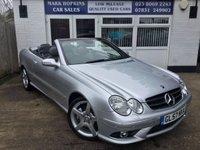 2007 MERCEDES-BENZ CLK 3.0 CLK280 SPORT 2d AUTO £9995.00