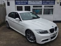 USED 2011 61 BMW 3 SERIES 2.0 318I SPORT PLUS EDITION 4d 141 BHP 44K FSH 2 OWNERS  RARE HUGE SPEC MODEL  EXCELLENT CONDITION