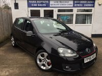 USED 2006 56 VOLKSWAGEN GOLF 2.0 GTI 5 DR 48K FSH 1FAMILY OWNER HIGH SPEC MODEL IN EXCELLENT CONDITION