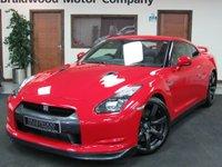 2010 NISSAN GT-R 3.8 PREMIUM EDITION 2d AUTO 479 BHP £34950.00