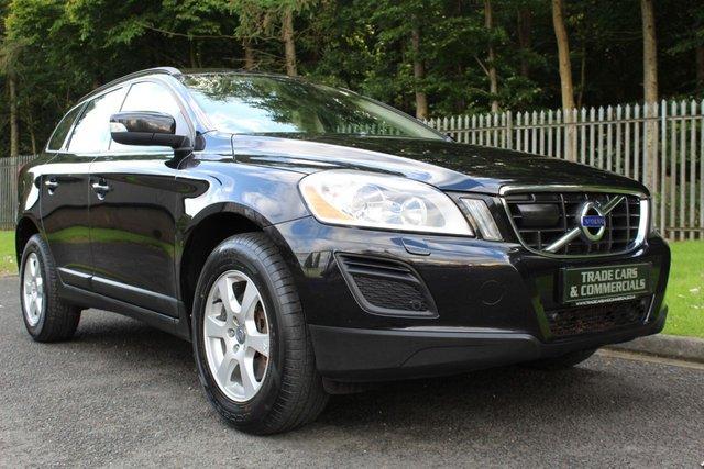 2011 11 VOLVO XC60 2.0 D3 DRIVE ES 5d 161 BHP