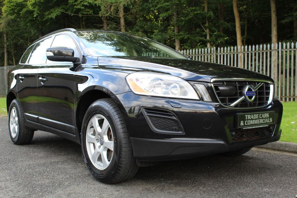 USED 2011 11 VOLVO XC60 2.0 D3 DRIVE ES 5d 161 BHP A CLEAN CAR WITH BLACK LEATHER AND SERVICE HISTORY!!!