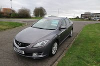 2010 MAZDA 6 2.0 TS2 5d AUTO Alloys,Air Con,Cruise £3995.00