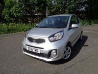 USED 2012 61 KIA PICANTO 1.0 1 3d 68 BHP 12 MONTH WARRANTY