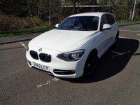 USED 2013 63 BMW 1 SERIES 1.6 116I SPORT 5d 135 BHP LOW MILEAGE