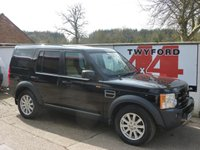 USED 2008 58 LAND ROVER DISCOVERY 2.7 3 TDV6 SE 5d 188 BHP FULL LAND ROVER SERVICE HISTORY 2 PRIVATE OWNERS