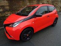 2014 TOYOTA AYGO 1.0 VVT-I X-CITE 5d 69 BHP £6450.00