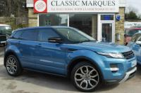 USED 2013 63 LAND ROVER RANGE ROVER EVOQUE 2.2 SD4 Dynamic 5dr Auto [Lux Pack] Huge Spec inc Self Parking