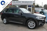 USED 2014 14 BMW X5 3.0 xDrive30d SE 5dr Auto Panoramic Roof. 258BHP