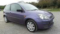 2006 FORD FIESTA 1.4 STYLE 16V 3d 78 BHP £1250.00