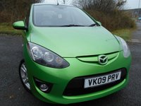 2009 MAZDA 2 1.5 SPORT 5d 102 BHP ** 2 OWNERS WITH ONLY 54K ** £4495.00