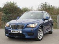 2011 BMW X1 2.0 XDRIVE23D M SPORT 5d AUTO 201 BHP £8995.00