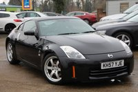 USED 2007 57 NISSAN 350 Z 3.5 V6 GT 2d 309 BHP