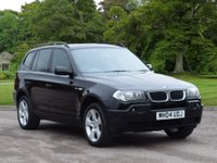 2004 BMW X3 2.5 SPORT 5d AUTO 190 BHP £4495.00